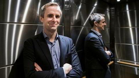 Tor-Erik Wold Ingebretsen i Lindorff slår fast at konkursrisikoen er betydelig lavere enn i årene etter finanskrisen til tross for fjorårets konkursrekord.
