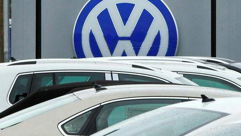 I april fikk Volkswagen ordre om å betale 2,8 milliarder dollar i USA for å ha jukset med utslipp. Foto: Paul J. Richards