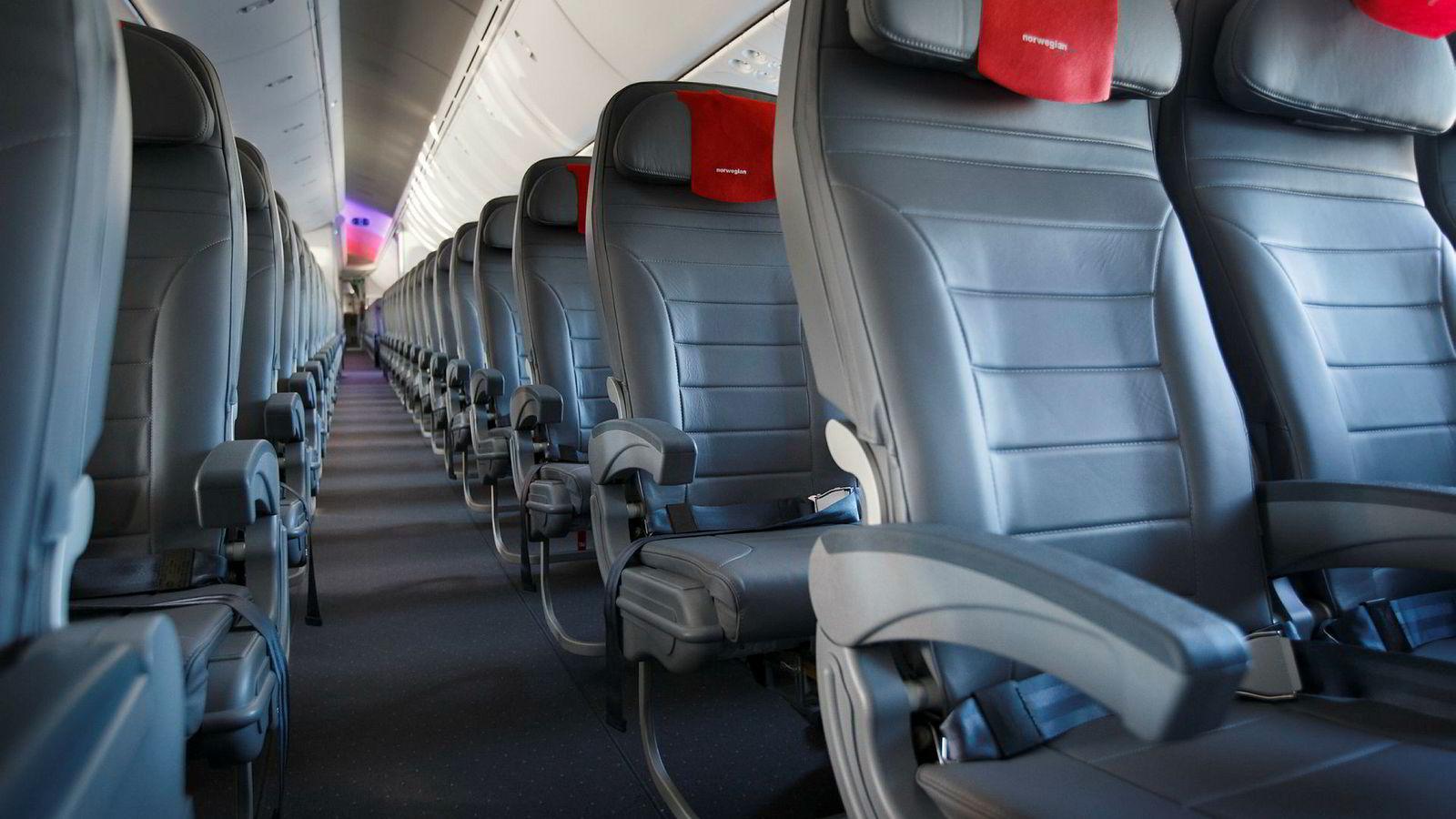 aeaabc10 Norwegian skal ha sikret flyfinansieringen, ifølge en melding selskapet  sendte ut mandag.