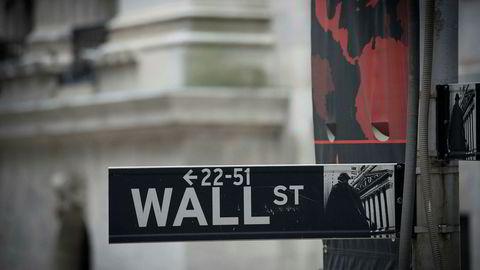 Nok en dag ligger det an til oppgang på Wall Street tross uværet Harveys herjinger i Texas og Louisiana. Afp PHOTO / Bryan R. Smith . .