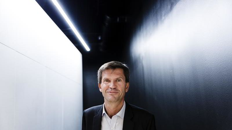 DNB Markets-sjef Ottar Ertzeid.