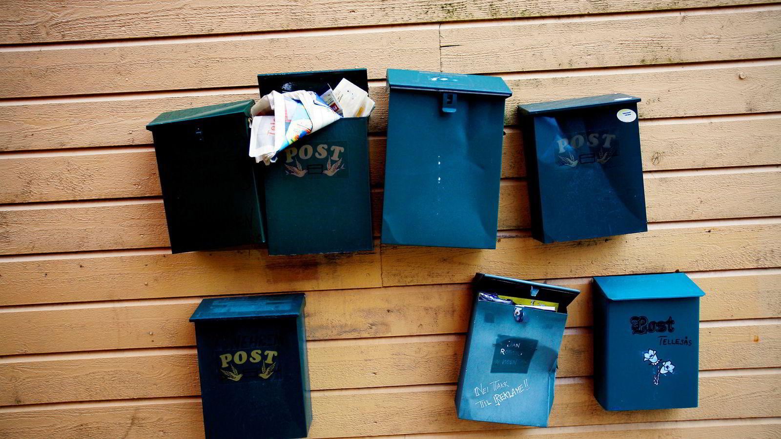 Easy2you har ikke klart å tjene penger på postlevering. Nå er det full stopp.
