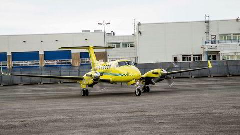 Ekstra innleid ambulansefly på Tromsø Lufthavn koster 600.000 per uke.