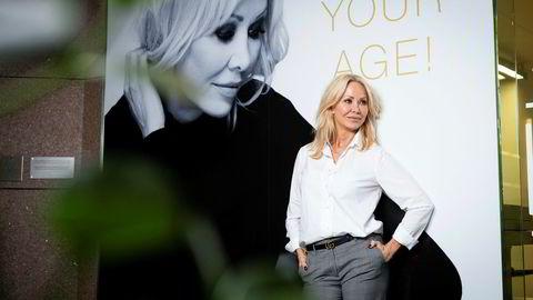 Kosmetikkgründer Linda Johansen ligger så langt an til en ny dobling i 2019 etter å ha doblet både resultat og inntekter i fjor.