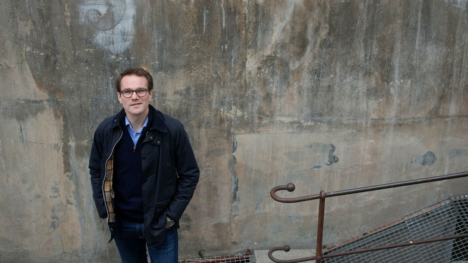 Petter Bøhren (29) skrev bacheloroppgaven i samarbeid med Leth Agencies mens han studerte shipping og logistikk i Ålesund. Det sikret ham jobb i selskapet.