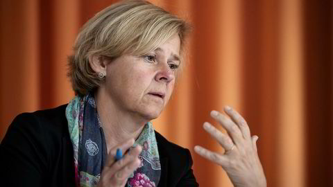 Anna Åkesson er sjefjurist hos Pensionsmyndigheten som har saksøkt pensjonsselskapet Allra for 190 millioner kroner.