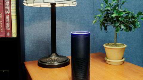 Amazon Echo er en av flere personlige stemmestyrte assistenter som kan gi dagligvarekjedene en ny hverdag.