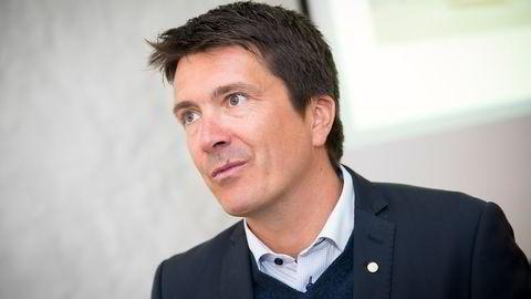 Ole Robert Reitan er toppsjef i Rema 1000. Foto: Ole Robert Reitan