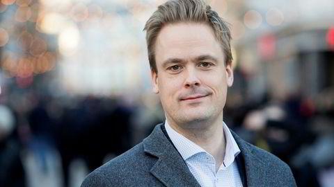 Endre Jo Reite, kredittsjef i Sparebanken Midt-Norge.