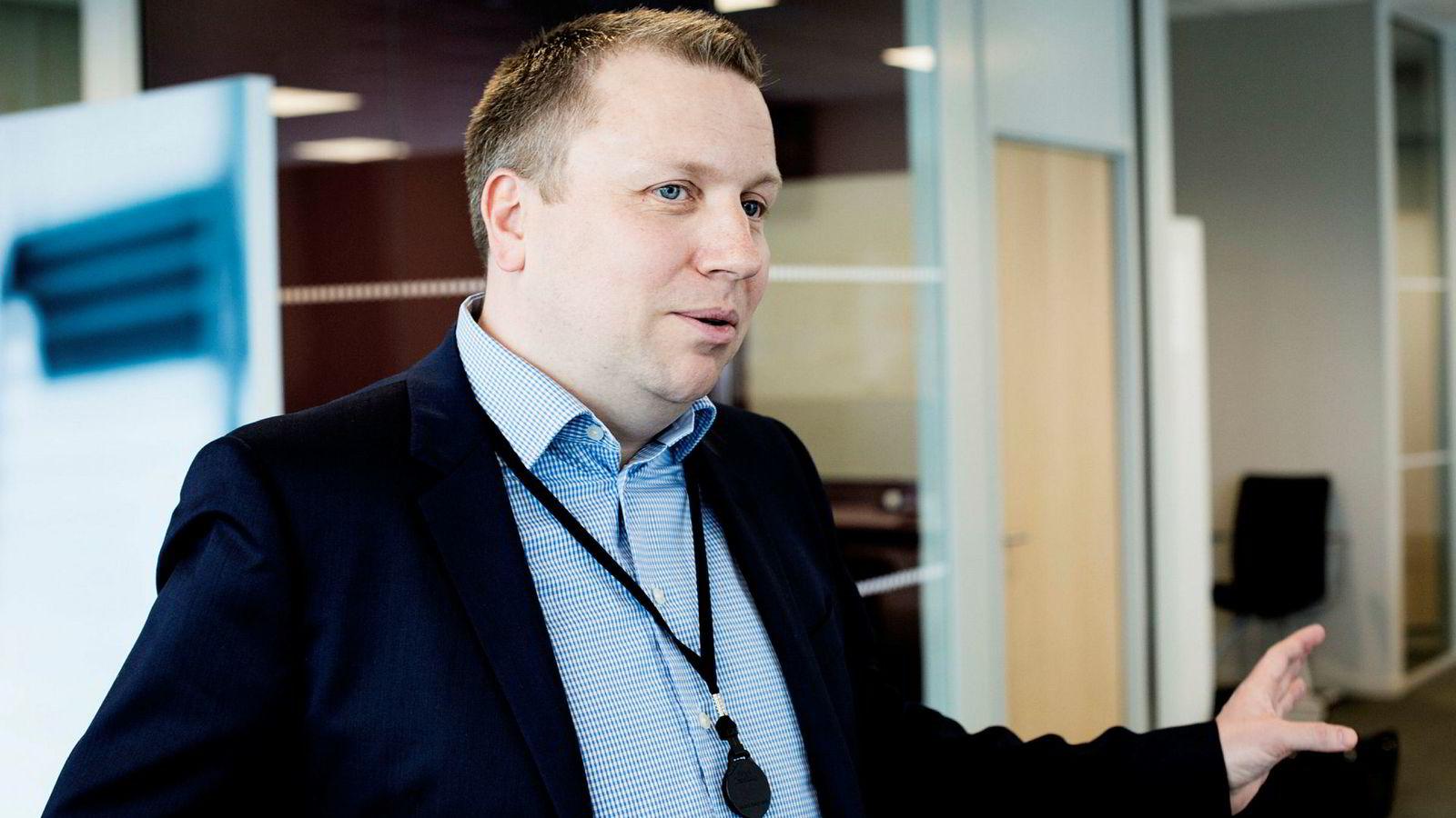 – Historisk har det i snitt ikke lønnet seg å ha fastrenteavtale, sier Øistein Gamst Sandlie, leder for kundeservice i Nordea.