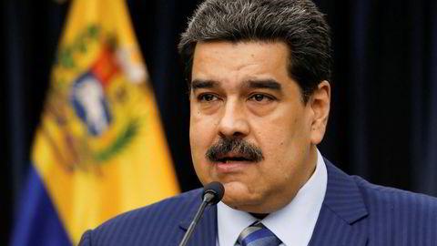 Venezuelas president Nicolás Maduro hevder USA planlegger å drepe ham.