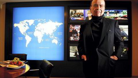 Rupert Murdoch (83) styrer gjennom News Corp og 21st Century Fox to av verdens største mediekonglomerat. Nå vil han ha tak i enda et.