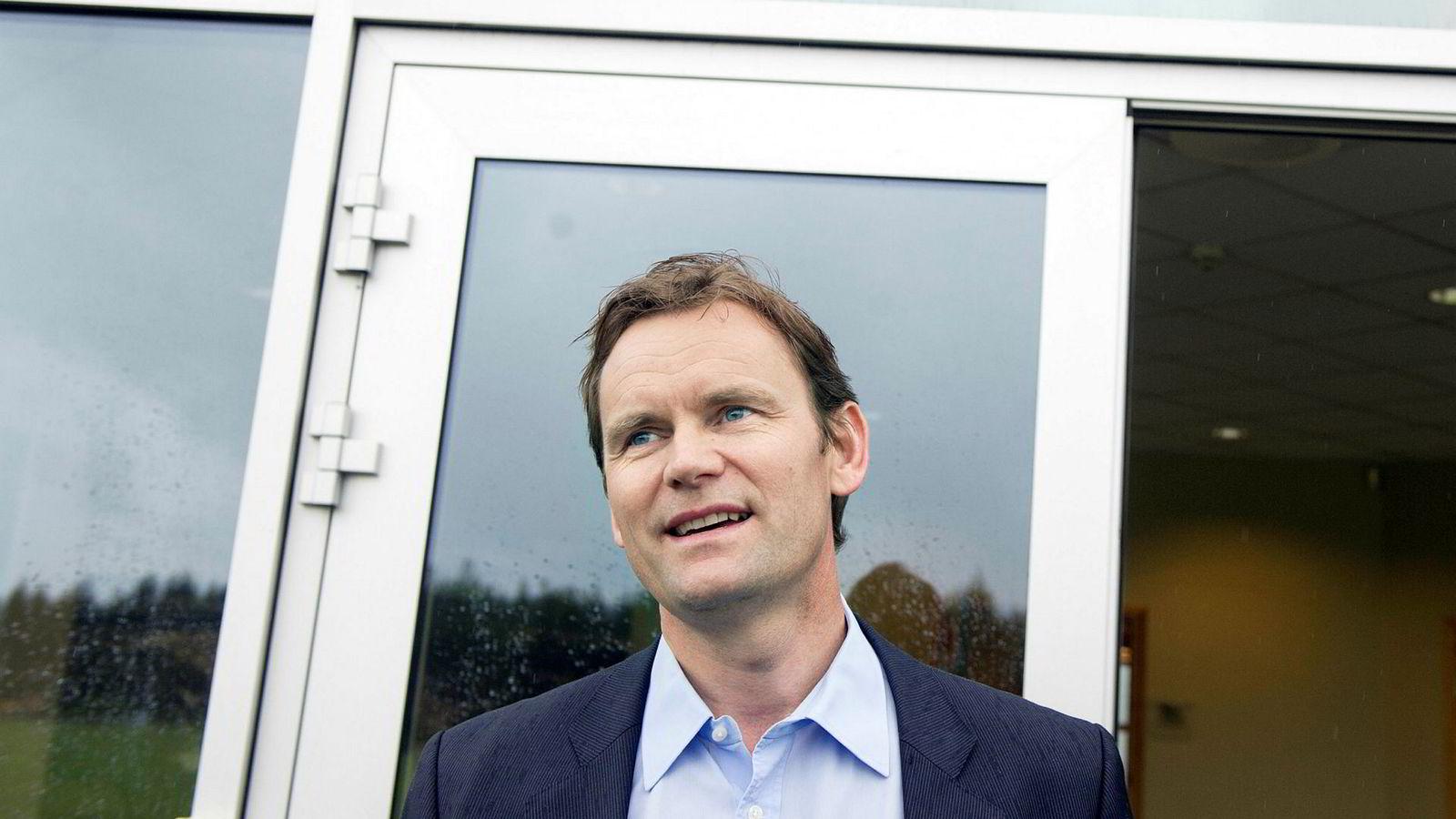 Nel-sjef Jon André Løkke.