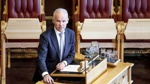 Jan Tore Sanner ber UDI svare om Krekars medtiltale.