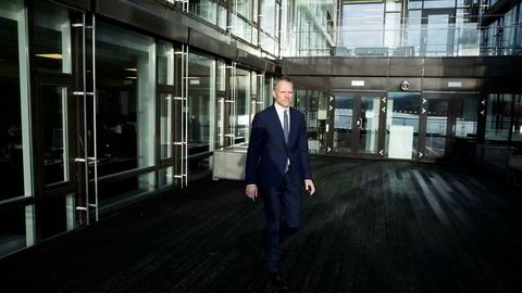 Sjefstrateg i Danske Bank, Christian Lie, mener det er risiko for at også vekstanslagene til Danske Bank selv er for høye for 2019.