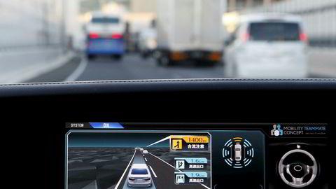 Hvis en fatal ulykke ikke er til å unngå, hva skal en selvkjørende bil gjøre da? Det er amerikanske forskere forsøkt å finne ut av.