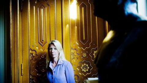 Mina Gerhardsen. Foto: Gorm K. Gaare