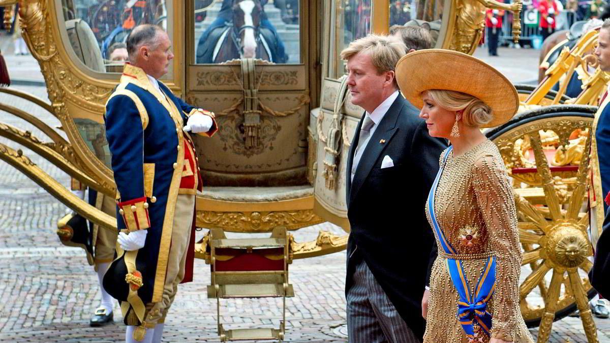 konge nederland