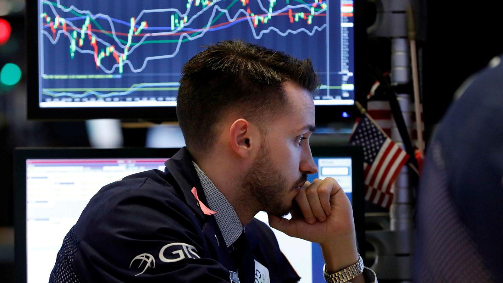 Meglerne som jobber på gulvet på Wall Street har kunnet pustet ut denne julen, etter det som har vært det kraftigste børsfallet i USA siden finanskrisen.