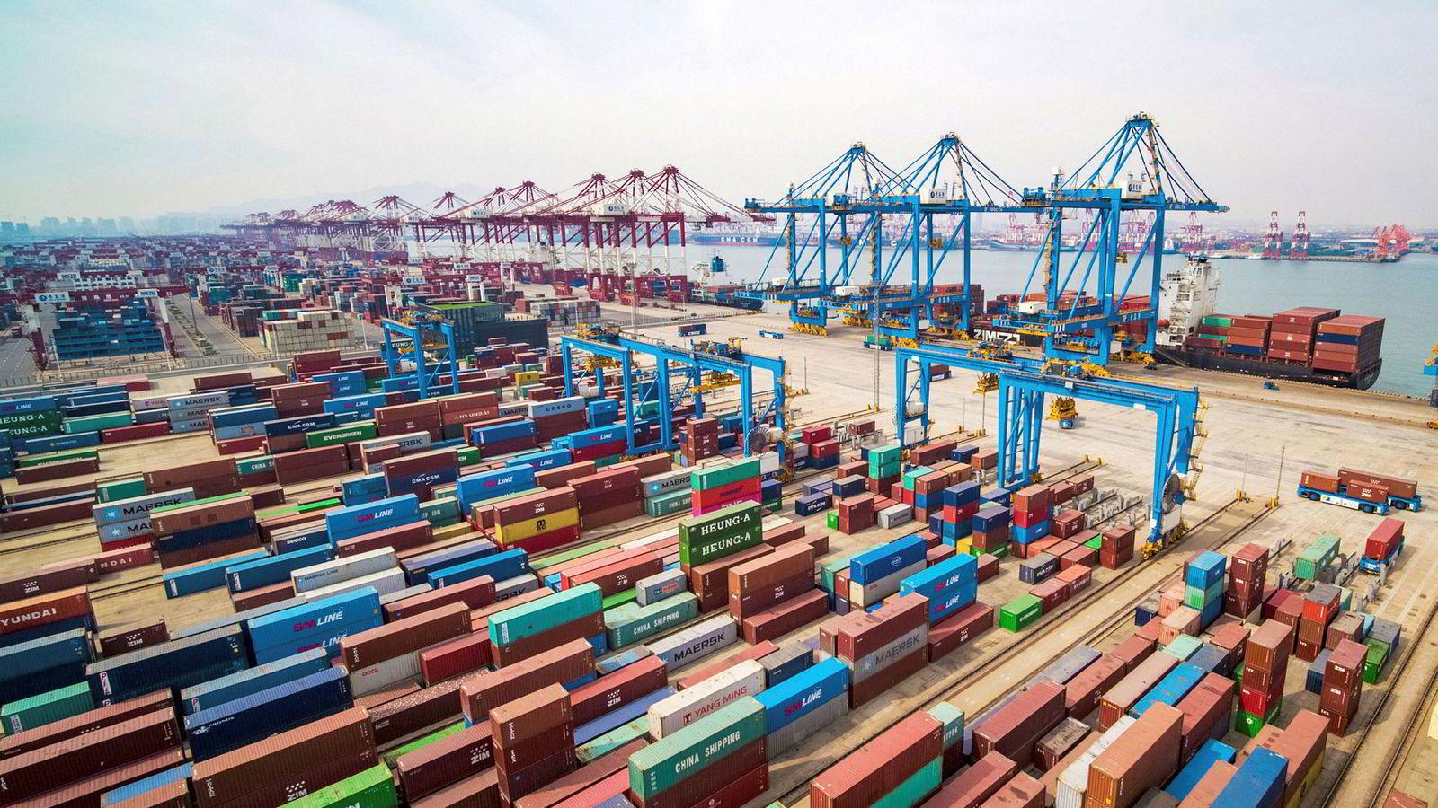 Det ble såvidt en vekst i den kinesiske industriaktiviteten i april. Økonomien er sårbar. – Dette tyder på at andre kvartal har startet svakt, ifølge Capital Economics.