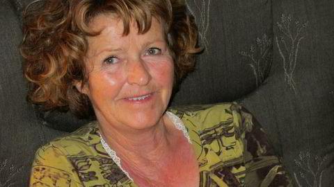 Konen til Tom Hagen, Anne-Elisabeth Hagen har vært borte i ni måneder.