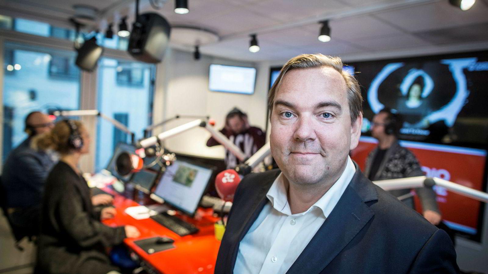 Lasse Kokvik går av som sjef i Bauer Media Norge.