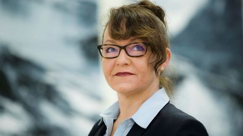 Line Miriam Haugan var statssekretær frem til slutten av 2018. Året etter sendte hun skarpe eposter til SMK om etterlønn.