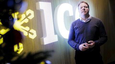 – Ice Groups største vekstpotensial er i Norge, der vi er den tredje største nettverksoperatøren, sier Ice-sjef Eivind Helgaker.