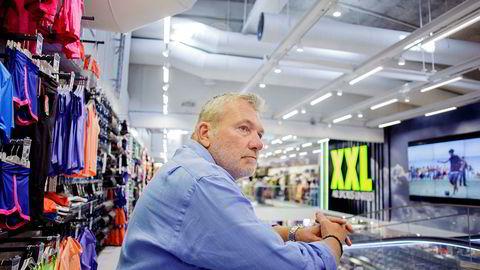 XXL-gründer Øivind Tidemandsen har kommet tilbake i selskapsledelsen for å rydde opp i de siste måneders turbulens og børsfall.