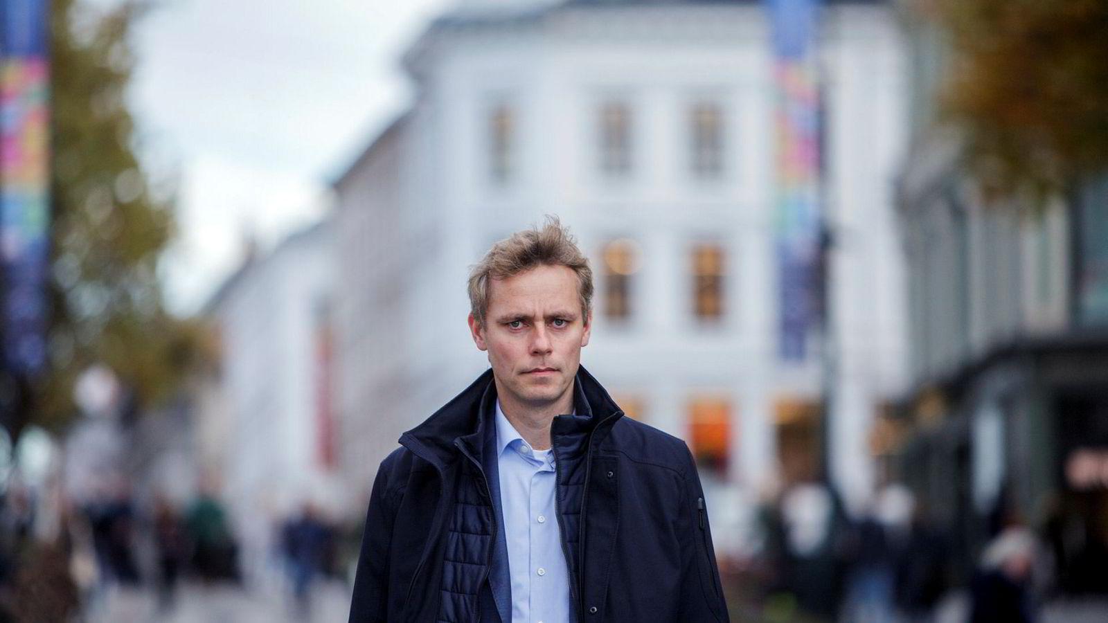 Senterparti-nestleder og oljedirektør Ola Borten Moe er villig til å påføre norsk oljenæring en dramatisk klimasmell.