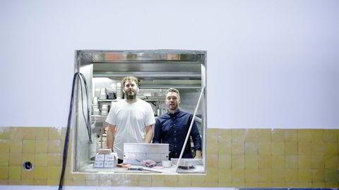 Neste helg åpner Taco Republica-gründerne Magnus Castracane og Henrik J. Henriksen mezze-restauranten Ben Reddik på Grünerløkka.