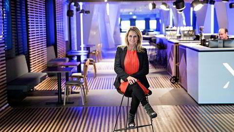 Ellen Arnstad har byttet bransje. Nå leder hun konseptet X Meeting Point Norway på Hellerudsletta utenfor Oslo.