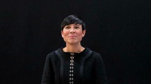 Ine Eriksen Søreide sier sikkerhetssituasjonen i Afghanistan er alvorlig.