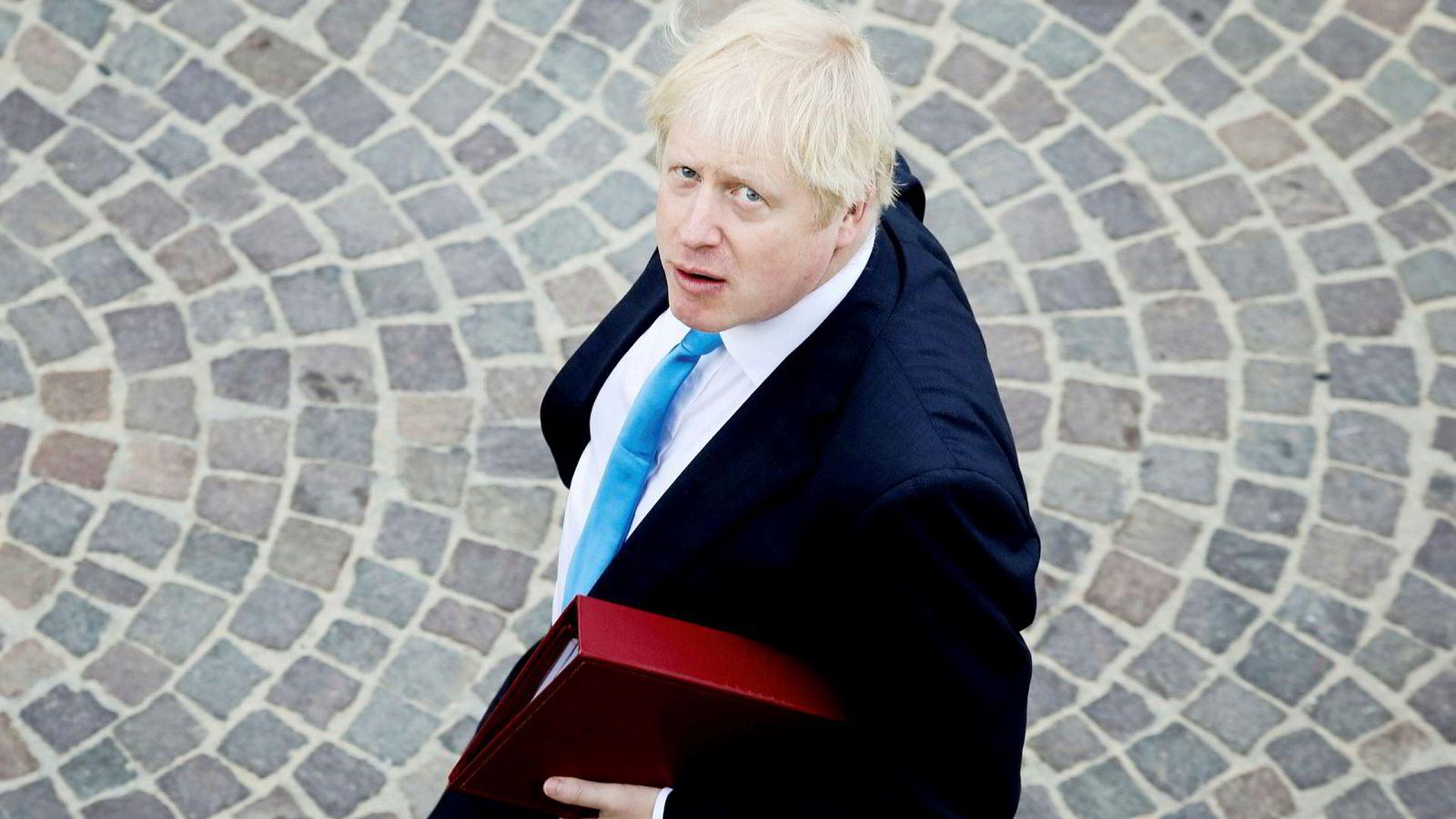 Boris Johnson vil ha nyvalg 15. oktober.