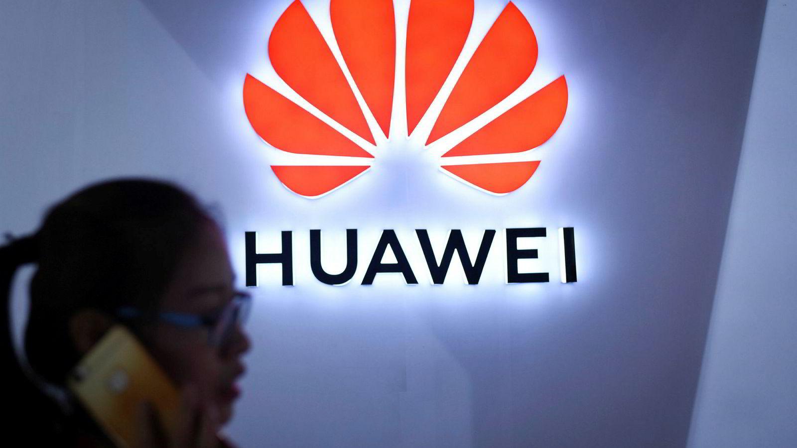 Det var bredt børsfall i Asia på torsdag, ledet av teknologiselskaper, etter at Huaweis finansdirektør ble arrestert i Canada. USA ønsker henne utlevert – til kraftige protester fra Kina.