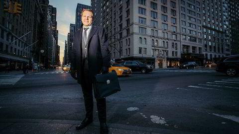 Sjefstrateg Leif-Rune Rein i Nordea Wealth Management tror det fundamentale i global økonomi vil seire på sikt. Foto: Ørjan F. Ellingvåg