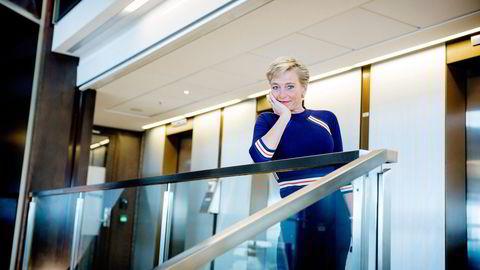 Leder for pensjon, Alexandra Plahte i pensjonsrådgivingsselskapet Gabler, Steenberg & Plahte oppfordrer de som sitter med pensjonskapitalbevis til å følge med på kostnadene.                    Foto: Per Thrana
