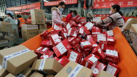 Det kinesiske internettselskapet Alibaba og den amerikanske konkurrenten Amazon.com gjør seg klar til å innta Sørøst-Asia – et marked med over 600 millioner forbrukere og en forventet netthandelsvekst på 32 prosent i året. Alibaba satte en ny handelsrekord under singeldagen den 11.11 med en omsetning på over 150 milliarder kroner på en dag.