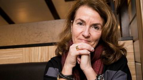 Marianne E. Johnsen er styreleder i Norges sjømatråd.