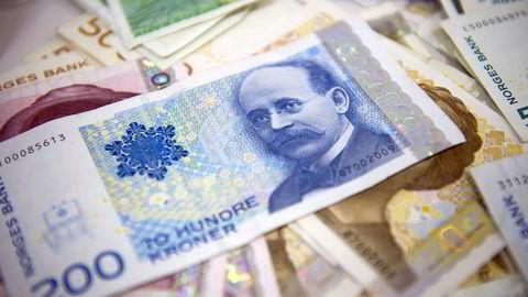 Torsdag kom utlånsundersøkelsen fra Norges Bank. Foto:
