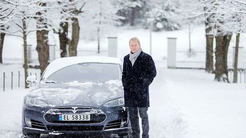 Investor og milliardær Jens Ulltveit-Moe er en av Tesla-eierne som står bak søksmålet som ennå ikke er avklart.