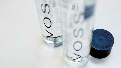 Fjoråret ble en nedtur for Voss of Norway, selskapet som tapper flaskevannet i Iveland i Vest-Agder før det eksporteres til over 50 land.