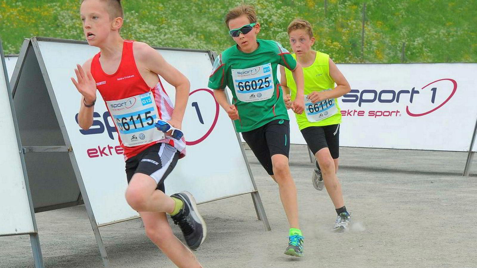 Sport 1 sponser BirkenUng-stipendet