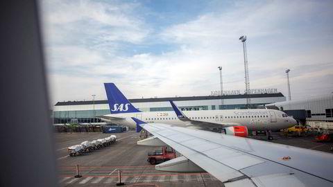 Pilotene i SAS har vært i streik siden fredag.