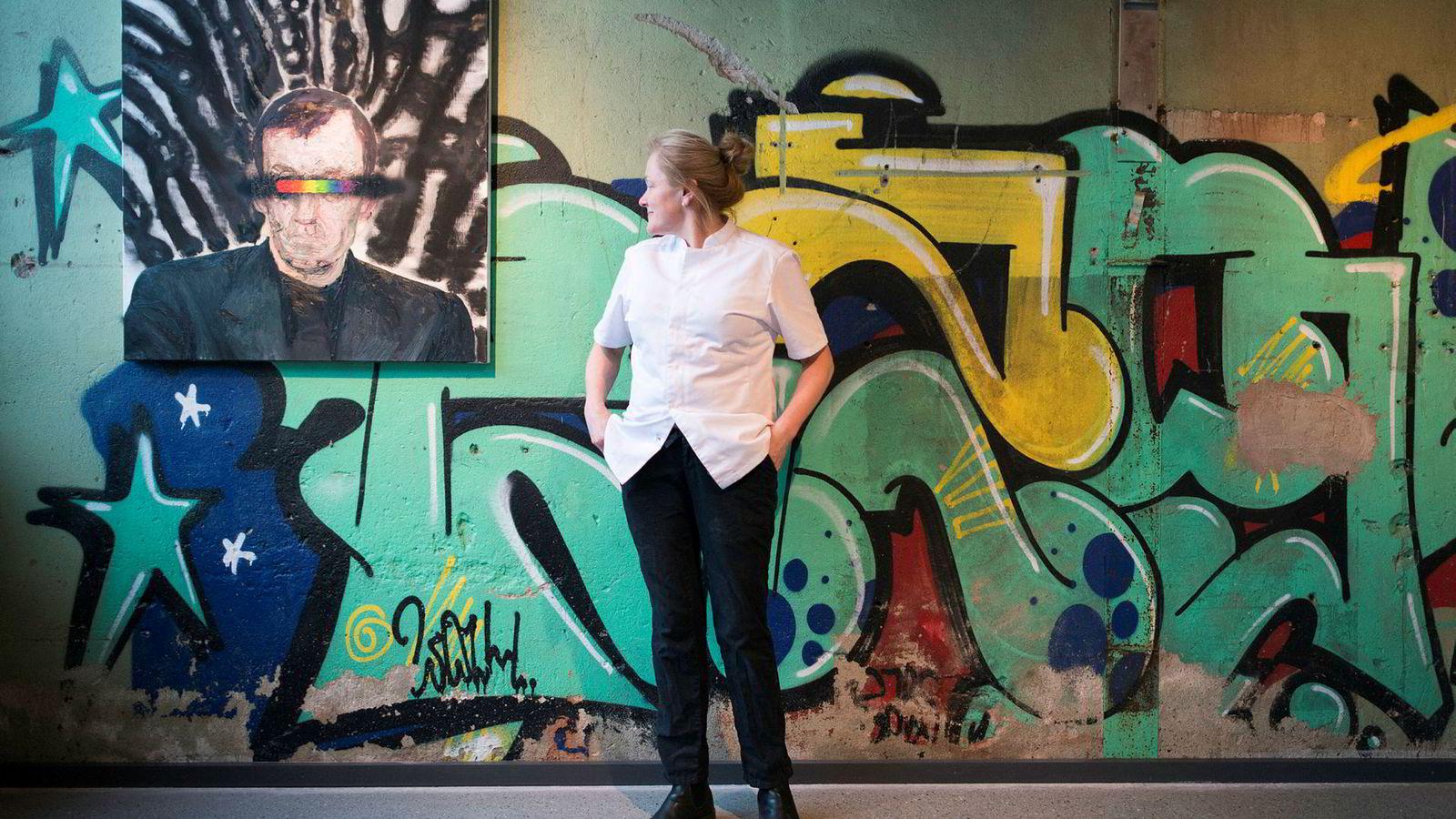 Heidi Bjerkan, innehaver av Credo.