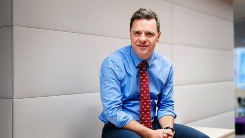 Sjefredaktør i Aftenposten Espen Egil Hansen trimmer porteføljen og legger ned tre månedsmagasiner. Foto Skjalg Bøhmer Vold