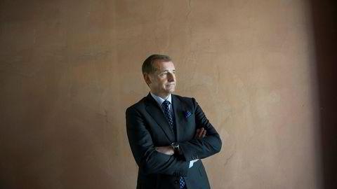 Administrerende direktør Carl O. Geving i Norges Eiendomsmeglerforbund. Norske eiendomsmeglere har blant de laveste provisjonene i verden.