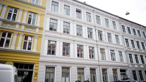 Det er dyrest å leie bolig i Oslo, ifølge Statistisk sentralbyrå. Foto: Mikaela Berg