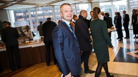 Investoren Harald Espedal hadde bare et sånt passe år i aksjemarkedet i fjor.