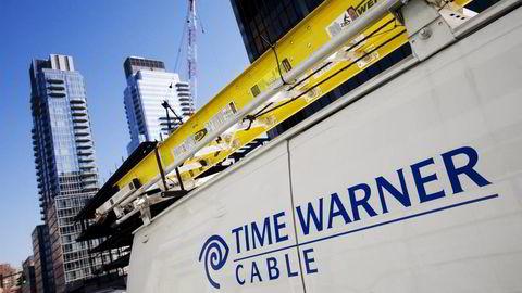 TREKKER SEG. Comcast skal være i ferd med å trekke budet på Time Warner Cable, melder amerikanske medier. Foto: AP Photo/Mark Lennihan/NTB Scanpix.